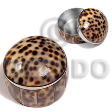 Unisex stainless metal round casing gifts & home table decor set