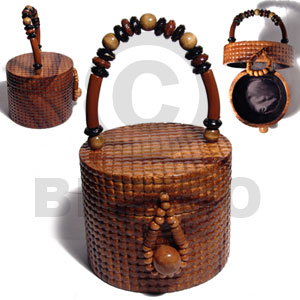 philippines wooden acacia bags. Black Bedroom Furniture Sets. Home Design Ideas