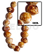 Philippine cacol shell whole shell beads