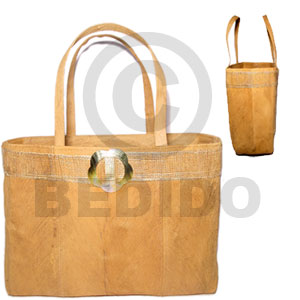 Cebu ginit single ply 15 1 2x 5x12 native bags