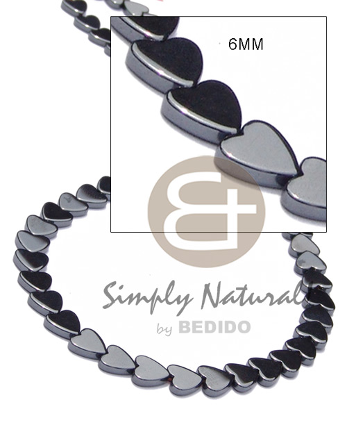 Fashion hematite silvery shiny resin necklace stone necklace