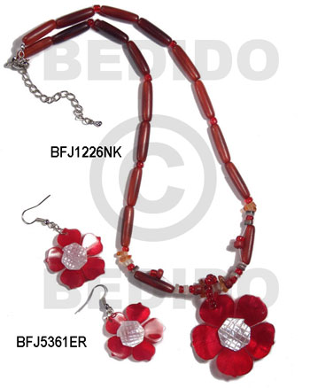 Fashion set jewelry ordered individually as set jewelry