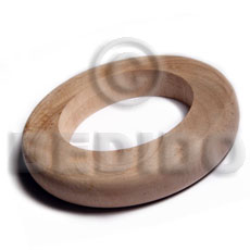 Philippine plain wholesale raw natural wooden blank bangle casing only unfinished wooden bangles