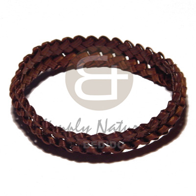 Handmade braided agsam vine wet & wear jewelry