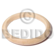 Cebu natural white wood bangle wooden bangles
